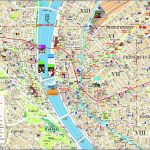 Large Budapest Maps For Free Download And Print   High Resolution   Budapest Tourist Map Printable