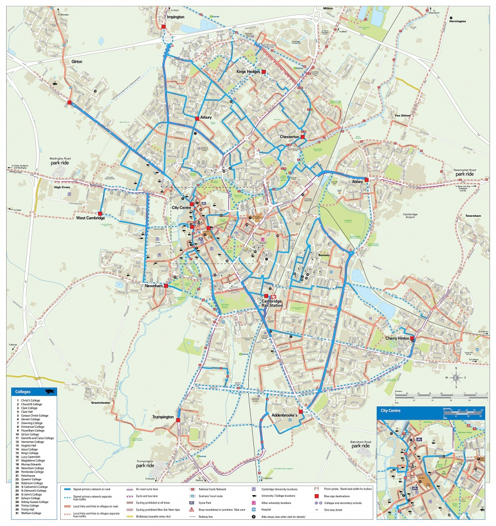 Large Cambridge Maps For Free Download And Print | High-Resolution - Printable Map Of Cambridge Ma