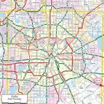 Large Dallas Maps For Free Download And Print | High Resolution And   Printable Map Of Dallas