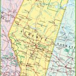 Large Detailed Map Of Alberta With Cities And Towns   Printable Alberta Road Map