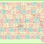 Large Detailed Map Of Iowa With Cities And Towns   Printable Map Of Alaska With Cities And Towns