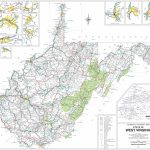 Large Detailed Map Of West Virginia With Cities And Towns   Printable Map Of West Virginia