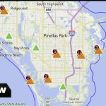 Large Duke Energy Power Outage Disrupts Traffic Signals In St. Pete   Duke Outage Map Florida