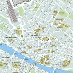 Large Florence Maps For Free Download And Print | High Resolution   Tourist Map Of Florence Italy Printable