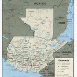 Large Guatemala City Maps For Free Download And Print | High   Printable Map Of Guatemala