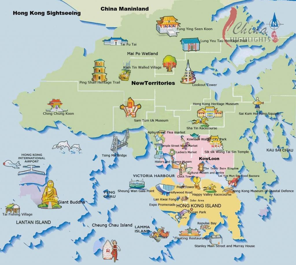 Large Hong Kong City Maps For Free Download And Print   High - Hong Kong Tourist Map Printable