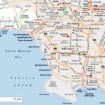 Large Los Angeles Maps For Free Download And Print | High Resolution   Printable Map Of Los Angeles County