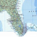 Large Map Of Florida State. Florida State Large Map   Vidiani   Florida Ocean Map