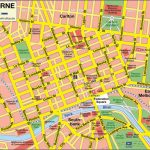 Large Melbourne Maps For Free Download And Print | High Resolution   Melbourne Cbd Map Printable