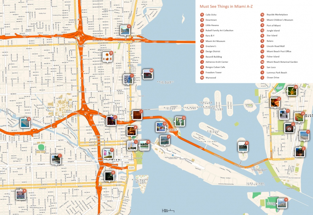 Large Miami Maps For Free Download And Print | High-Resolution And - The Map Of Miami Florida