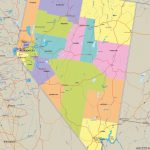 Large Nevada Maps For Free Download And Print | High Resolution And   Printable Map Of Nevada