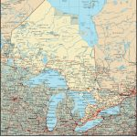 Large Ontario Town Maps For Free Download And Print | High   Printable Map Of Ontario