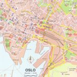 Large Oslo Maps For Free Download And Print | High Resolution And   Oslo Tourist Map Printable