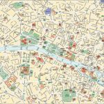 Large Paris Maps For Free Download And Print | High Resolution And   Printable Map Of Paris City Centre