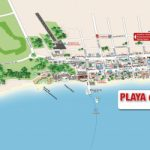 Large Playa Del Carmen Maps For Free Download And Print | High   Printable Map Of Playa Del Carmen