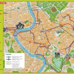 Large Rome Maps For Free Download And Print | High Resolution And   Printable Map Of Rome Attractions
