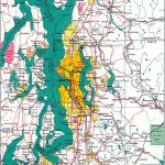 Large Seattle Maps For Free Download And Print   High Resolution And   Printable Map Of Seattle