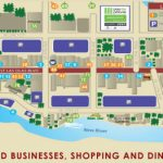 Las Olas Map & Directory | Best Restaurants, Shops & Things To Do   Street Map Of Fort Lauderdale Florida
