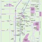 Las Vegas Map, Official Site   Las Vegas Strip Map   Printable Map Of Las Vegas Strip 2018