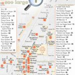 Las Vegas Maps   Top Tourist Attractions   Free, Printable City   Printable Map Of Las Vegas Strip With Hotel Names