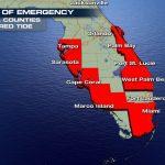 Latest Florida Red Tide Update   October 2018   Weathernation   Current Red Tide Map Florida