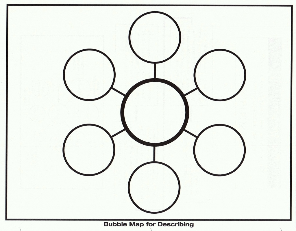 Learning Resources - Ms. Taylor's Classroom! - Blank Thinking Maps Printable