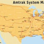 List Of Amtrak Routes   Wikipedia   Map Of Amtrak Stations In Texas