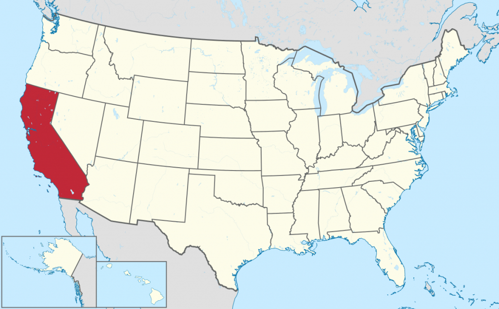 List Of Cities And Towns In California - Wikipedia - Where Is Hollister California At On A Map