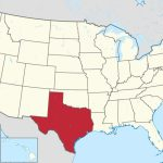 List Of Cities In Texas   Wikipedia   Big Spring Texas Map