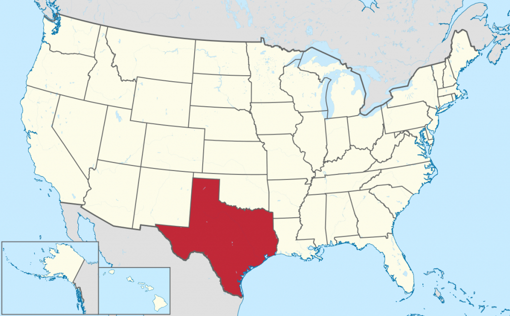 List Of Cities In Texas - Wikipedia - Big Spring Texas Map