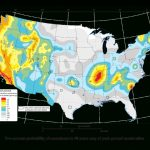 List Of Earthquakes In The United States   Wikipedia   Florida Earthquake Map