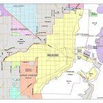 List Of Neighborhoods In Miami   Wikipedia   Coconut Grove Florida Map