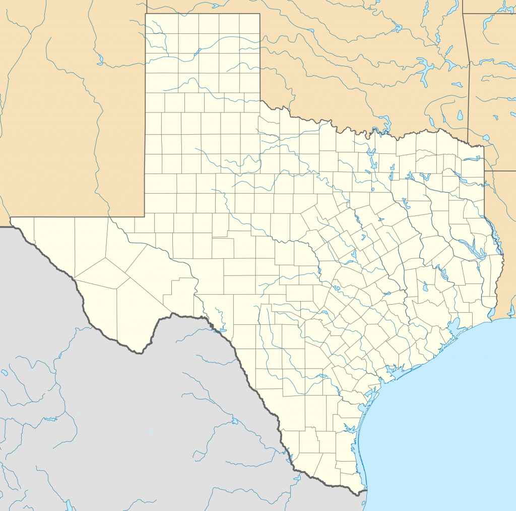 List Of Texas State Prisons - Wikipedia - California Prison Locations Map