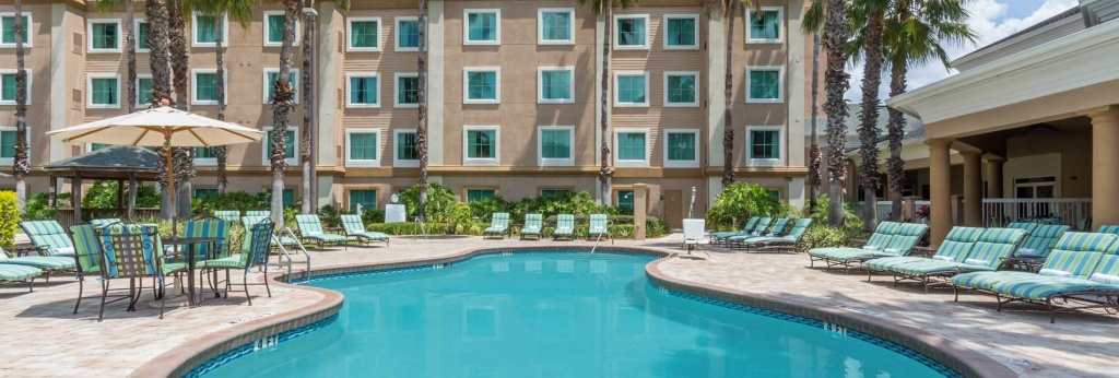Local Area Map | Hawthorn Suites Lake Buena Vista | Orlando Hotel Suites - Map Of Lake Buena Vista Florida Hotels