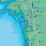 Locate Miromar Lakes, Florida   Just North Of Naples And Estero In   Map Of Sw Florida Beaches