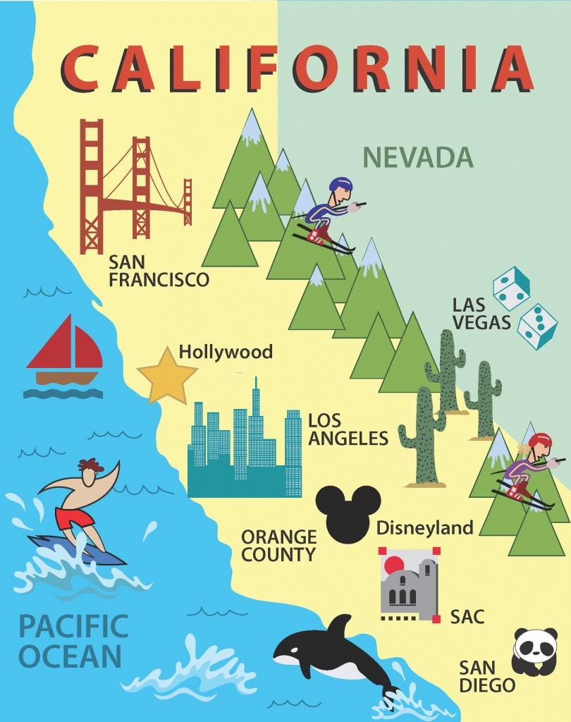 Location - Santa Ana California Map