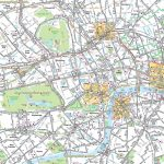 London Maps – Top Tourist Attractions – Free, Printable City Street   Printable Street Maps Free