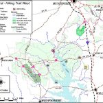 Lone Star Hiking Trail   Maplets   Texas Hiking Trails Map