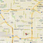 Los Angeles County Google Map – Map Of Usa District   Google Maps Los Angeles California