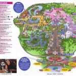Magic Kingdom Guidemaps   Map Of Magic Kingdom Orlando Florida