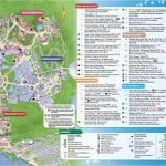 Magic Kingdom Park Map   Walt Disney World | Disney World In 2019   Walt Disney World Printable Maps