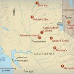 "Major ""strikes"" In The California Gold Rush 