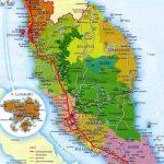Malaysia Maps | Printable Maps Of Malaysia For Download   Printable Map Of Malaysia