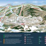 Mammoth Ski Resort Map Mountain Creek Resort Trail Map   Southern California Ski Resorts Map