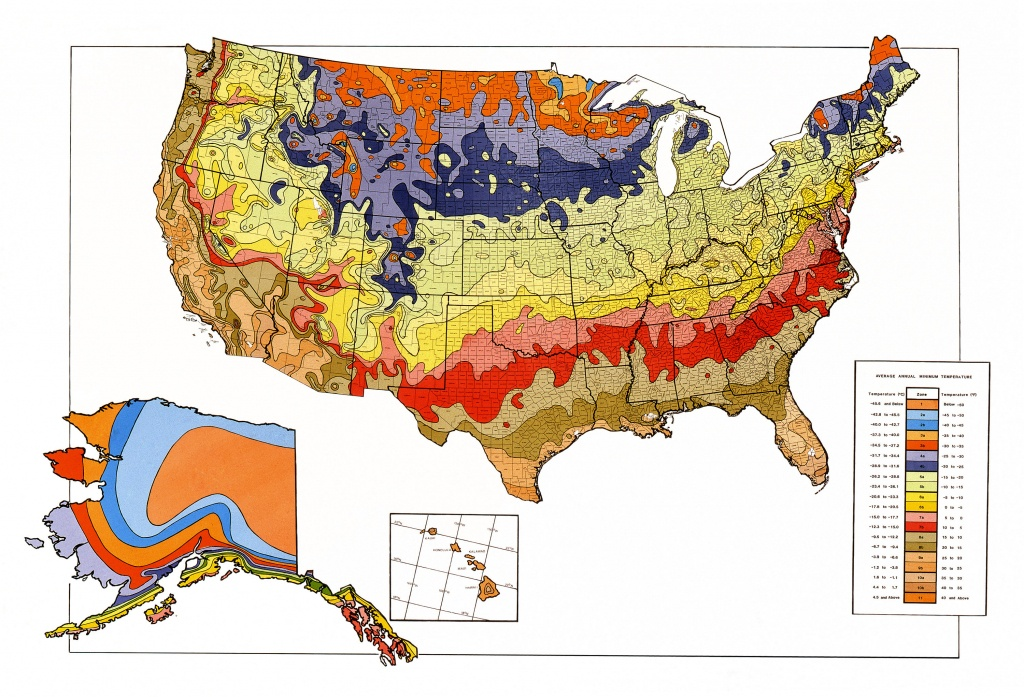 Map Downloads | Usda Plant Hardiness Zone Map - Usda Map Florida