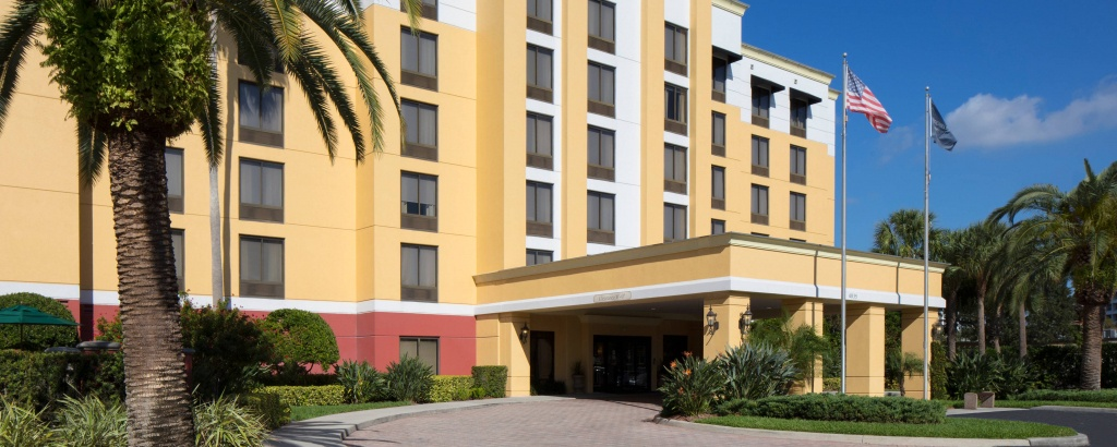 Map   Hotels Near Usf   Springhill Suites Tampa Airport - Tampa Florida Airport Hotels Map
