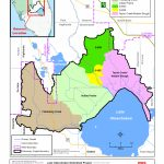 Map: Lake Okeechobee Watershed Restoration Project | South Florida   Florida Watershed Map