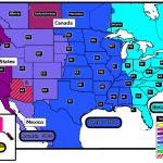 Map Of Alberta Time Zone | Download Them And Print   Canada Time Zone Map Printable