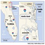 Map Of Amelia Island Florida   Amelia Island Florida Map