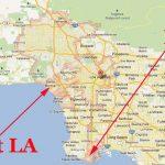 Map Of Calabasas La S Confusing Borders Now In Google Maps Curbed La   Google Maps Calabasas California